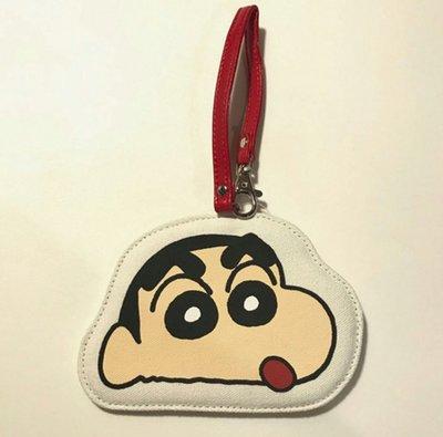 日本 官網限定 新款 數量限定 蠟筆小新 票卡夾/卡套~需預購
