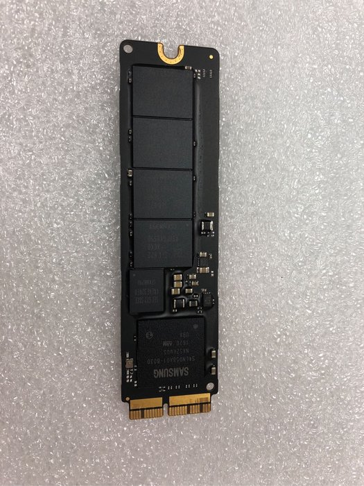Samsung 256gb PCIe X4 SSUBX SSD Mz-jpv256r/0a2 Apple MacBook Pro / Air 2016