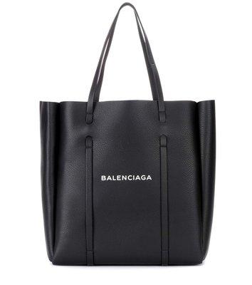 ~The Black Dan Moccani~ [新款] BALENCIAGA Everyday 簡單logo 托特包