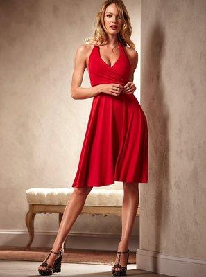 ☆°╮VS流行館╭°☆維多利亞的秘密Victoria's Secret◎低胸傘狀洋裝禮服(現貨在台)