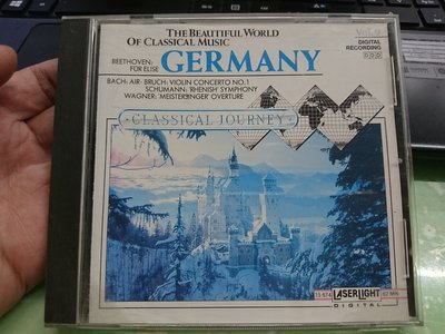 Germany The Beautiful World of Classical music VOL 9 CD