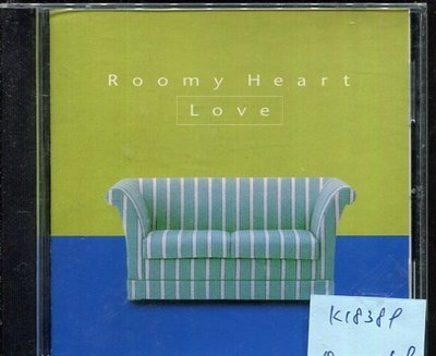 *真音樂* ROOMY HEART / LOVE 日版 二手 K18389