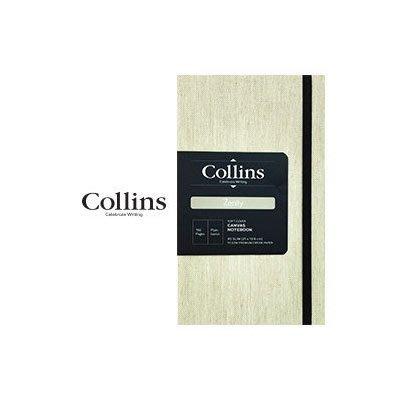 [工廠直賣.紙專家] 英國Collins/莎士比亞 系列/自然色系 淡黃 - A5/經典工藝/手札記事本/含稅價 !