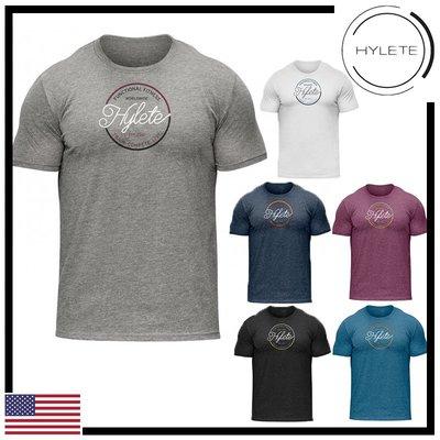 ►瘋狂金剛◄ HYLETE Longhand Tri-Blend Crew Tee  柔軟 透氣 運動 短袖T恤