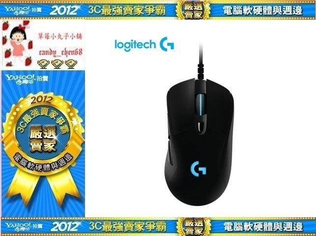 【35年連鎖老店】羅技 G403 PRODIGY 有線電競滑鼠有發票/2年保固
