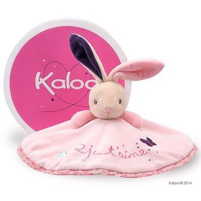 🌟正版🌟【 法國 Kaloo 】 PETITE ROSE Rabbit 兔兔圓裙 安撫巾