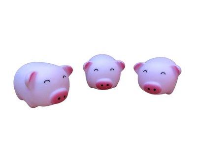 【多件優惠】 瞇眼豬 尖叫豬 慘叫豬 紓壓粉色小豬🐷 送禮 可愛迷你小豬 玩具豬 小孩玩具 交換禮物 兒童玩具
