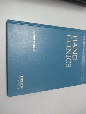 欣欣小棧    骨科原文雜誌*Hand Clinics 1993  february(A2-3櫃)