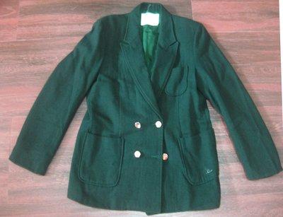 【堆堆樂雜貨店】╭☆近全新++僑泰高中制服西裝外套