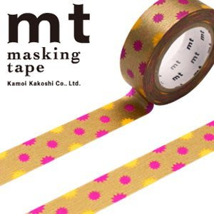 《散步生活雜貨-和紙膠帶》日本進口 mt  閃亮系列 紙膠帶 15mm 單捲-MT01D295