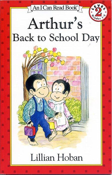 *小貝比的家*ARTHUR'S BACK TO SCHOOL DAY / L2/平裝/3~6歲