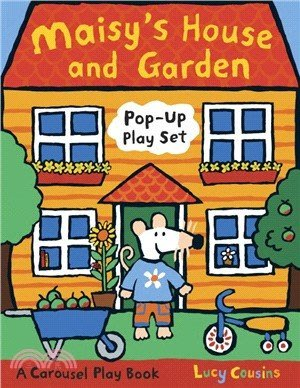 Maisys House and Garden Pop-Up Play Set (立體書) 有現貨/特價中
