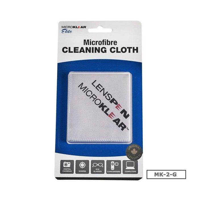 【露西小舖】Lenspen MK-2-G超細纖維拭鏡布(艾克鍶公司貨)屏幕清潔布清潔布擦拭布拭淨布