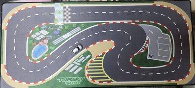 **RC 小舖**(現貨) TURBO RACING 1/76 超迷你 1:76 遙控車 彩繪 像真 賽道 跑道 膠墊