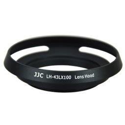 【eWhat億華】副廠 遮光罩 JJC LH43 LX100 金屬 LH-43  遮光罩 TYP109 LX100 適用 現貨 限掛免運費【2】