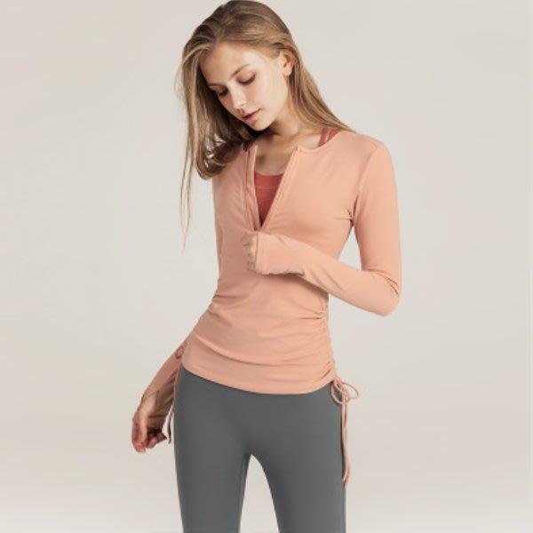 ($588起) 瑜珈長衣 #2035 速乾緊身長袖上衣