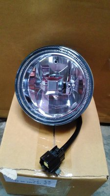 WR汽車零件~FORD TIERRA 03- LS RS霧燈(TYC)