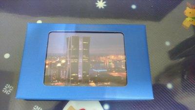 2019年中鋼股東會紀念品 卡幸福儲卡鋁盒,3個一起賣