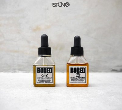 [Spun Shop] Bored Bicycle Lubricant Oil 自行車潤滑油