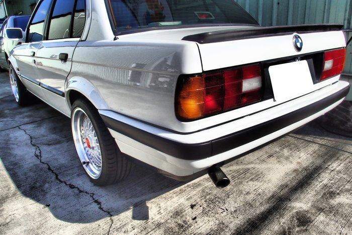 DJD19040430  BMW E30 經典 類BBS 18吋 RS 復古 細網大蓋 前後配大深唇