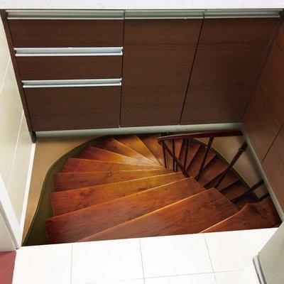 暖暖本舖 3D樓梯 防髒污 防灰塵 防...