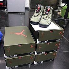 4y 4.5y 5y 全新港行有單Travis Scott x Nike Air Jordan 6 Retro GS aj6 VI CN1085-200橄欖綠色