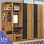 日式費利斯2.5尺單吊衣櫥(19Z40/ 517- 3)...