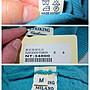 國際精品-CASHMERE專家-STRIKING-超美天空藍高領毛衣!全新未剪標.原價34800..非買必可