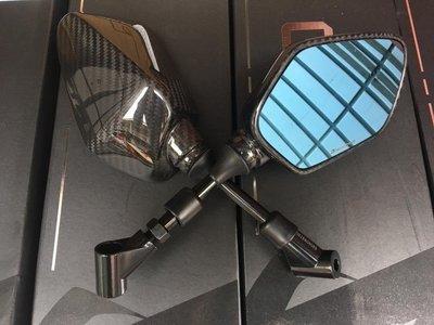 Hz二輪精品 承旭 QH 碳纖維 卡夢後照鏡 三代 四代 勁戰 BWS R X CUXI LIMI RS ZERO FS
