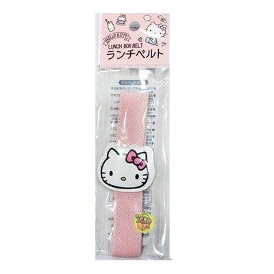 【JPGO】特價-日本進口 便當盒彈性束帶 伸縮帶~kitty#791