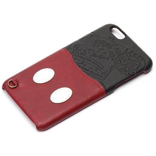 PGA iPhone 6s Plus/6 Plus用 米奇手機殼