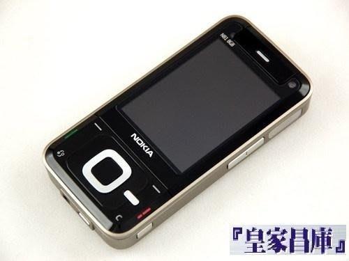 『皇家昌庫』Nokia N81 8G版 高階遊戲手機  獨家破解簽證 盒裝6500元 保固2年