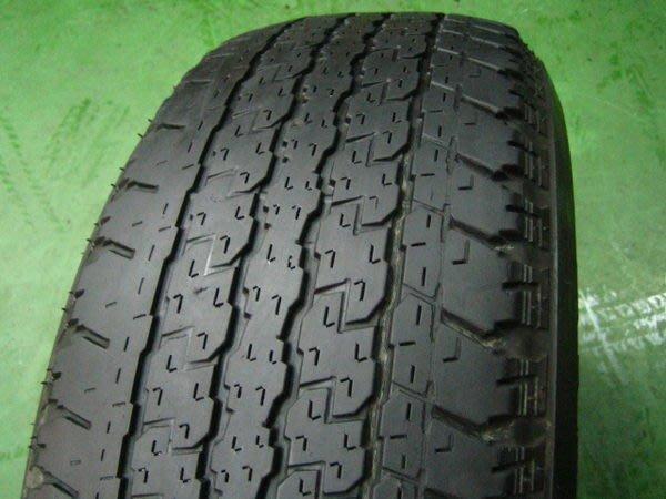 中古普利司通輪胎(BRIDGESTONE) D840 265/65/17 ***日本製***