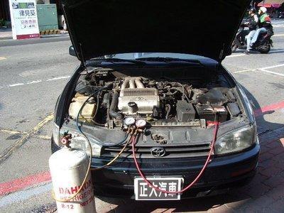汽車維修.補灌R12冷煤.R134冷媒499.汽車冷氣免費檢查.專修黃昏牌冷氣自備材料機油工資100起