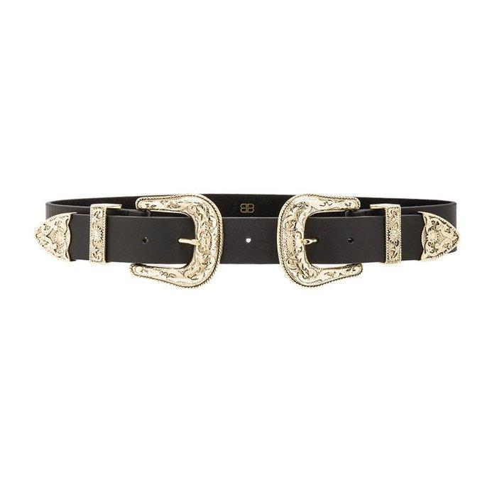 B-low the belt 皮帶