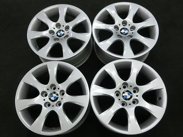 新車落地 正廠 BMW E92 五系列 17吋 5孔120 完工價 5000 E90 E46 E82 E87 3系列