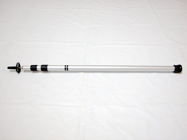 【大山戶外】嘉隆 A級伸縮營柱(243CM)+防雷帽 鋁合金營柱 伸縮營柱 TP-A24