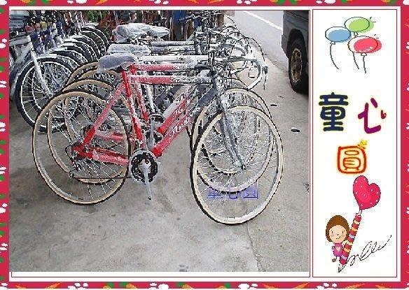 """27""""公路自行車,學生通勤車,帥氣彎把變速好騎又省力,全程台灣製造◎童心玩具1館◎"""