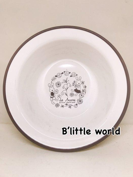 *B Little World * [現貨] 日本限定雜貨/法國兔日本製湯碗/東京連線
