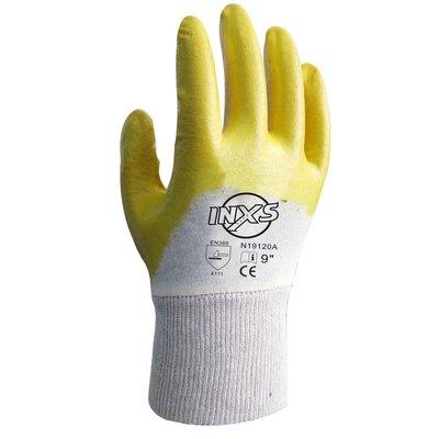 小滿~Inxs賽立特N9120A防切割手套 丁腈涂層勞保手套 工具機械防護手套#價格不同 規格不同#