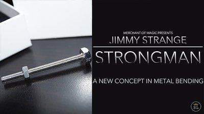 [魔術魂道具Shop] 力王 ~ Strong Man by Jimmy Strange~ 附魔術魂獨家教學+進化素材