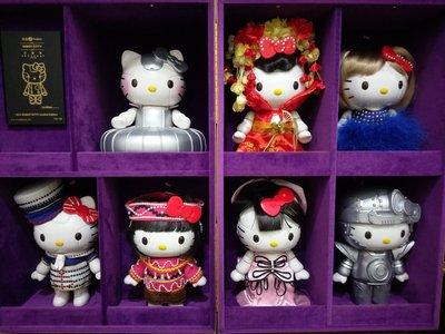 方國強 限量版 ROBOT KITTY (Hello Kitty)公仔