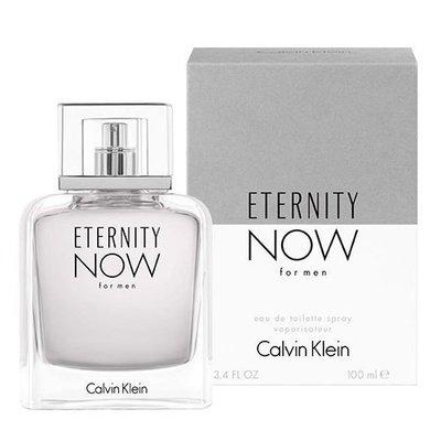 ☆MOMO小屋☆ Calvin Klein ck Eternity Now 即刻永恆 男性淡香水 100ml