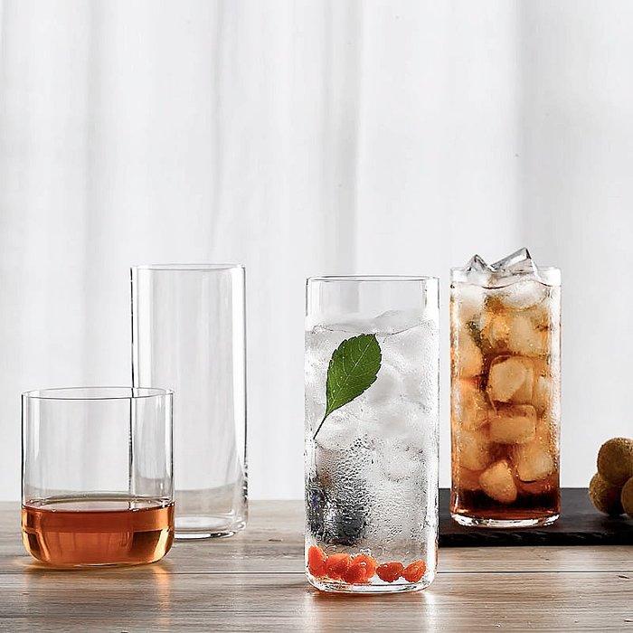 SX千貨鋪-歐洲進口家用輕薄透明水晶杯玻璃水杯果汁杯子威士忌杯烈酒飲料杯#玻璃杯#酒杯#水杯#茶杯#杯子套裝