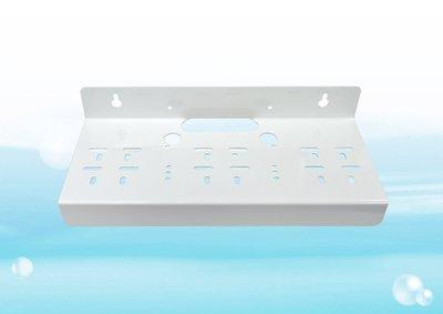 YT 濾殼用 家用 淨水器 三管  簡易 吊片 鐵烤漆(非不鏽鋼) 【水易購台中店】