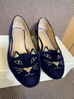 Charlotte Olympia 二手貓咪鞋
