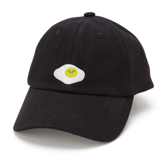 41+ 現貨不必等 Y拍最低價 日本進口 蛋黃哥 摭陽帽  防曬 棒球帽 刺繡 造型帽 母親節禮物 小日尼三