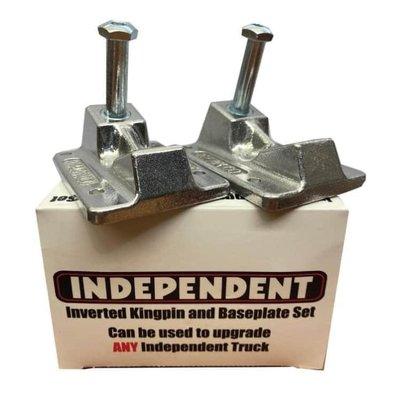 Independent Truck Co IKP Inverted Kingpin Baseplates Set 底座