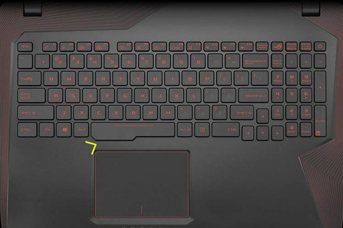 ☆蝶飛☆華碩ASUS GL553 VD 鍵盤膜ASUS ROG 電競 GL553VE GL553V