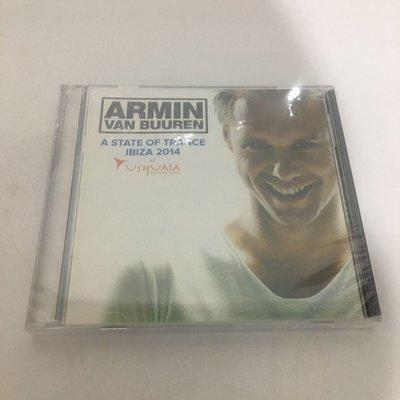 Armin Van Buuren\A State Of Trance Ibiza 2014 2CD全新盒裝